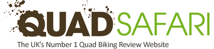 The UK&#039;s Number 1 Quad Biking Review Website logo
