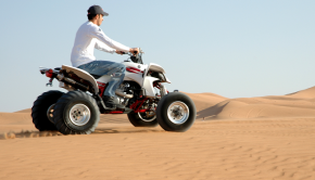 quad biking advice